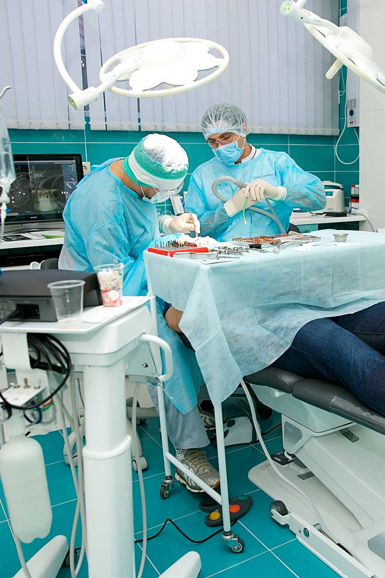 лечение зубов под общим наркозом сочи